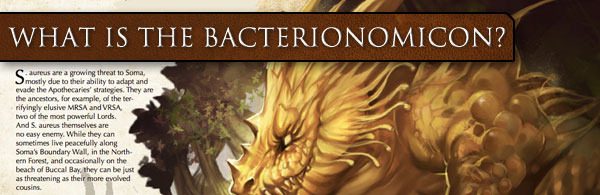 What Is The Bacterionomicon