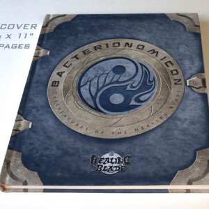 bacterionomicon full color book bestiary