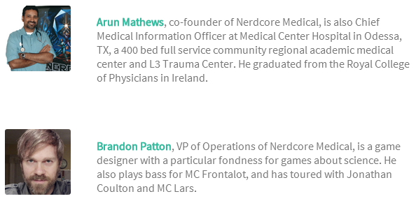 about nerdcore medical